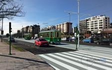 ¿Y si el tranvía volviera a Santander?