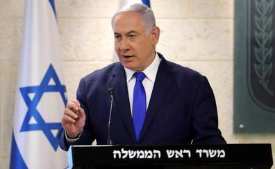 Netanyahu recurre a la amenaza nuclear iraní en la recta final de campaña
