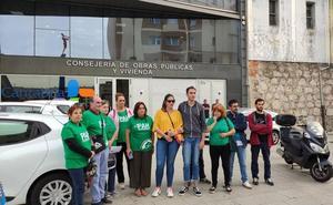 La PAH convoca una protesta para tratar de paralizar el desahucio de los dueños del hotel Conde Duque de Santillana del Mar