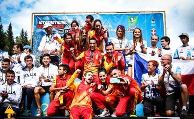 España, con Azara García de los Salmones en sus filas, logra el oro en el Europeo de Skyrunning