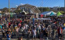 El Festival Intercultural de las Naciones se despide con buen sabor de boca