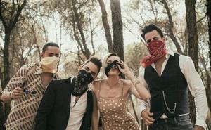 Jenny & The Mexicats y el Kanka publican 'Bailando con las farolas'