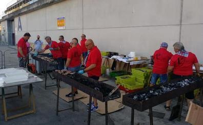 Una fiesta con las gentes de la mar de Santoña