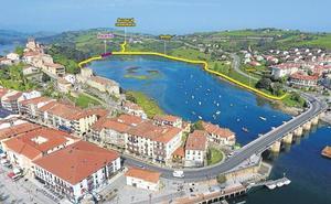San Vicente quiere tejer una red de sendas peatonales que rodeen la villa