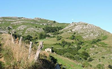 Subimos hasta La Piluca, en el valle de Matienzo