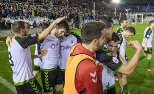 El Racing regala entradas a los abonados para el partido contra el Mirandés