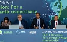 Cantabria pide en Europa la conexión del tren con Bilbao y la Red Transeuropea
