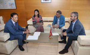 Gochicoa e Igual quieren una comisión de la reordenación ferroviaria para octubre