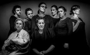 Anabel Teatro estrena mañana 'La casa de Bernarda Alba' en Los Corrales