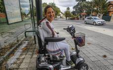 Los conductores del TUS dicen que no saben cómo actuar en casos como el de la motosilla de Lola