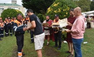 Los Corrales abrirá una nueva sede para la Agrupación de Voluntarios de Protección Civil