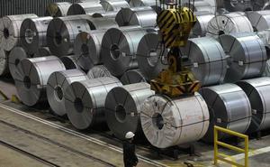 La producción industrial bajó un 0,6% en julio en Cantabria frente al avance del 2,9% nacional