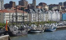 Santander se echa de lleno al mar