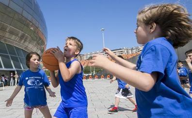 El IMD de Santander abre el lunes, día 16, el plazo para inscribirse en las escuelas deportivas y los cursos