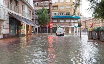 Vídeos | Los estragos de la gota fría en el sur de España