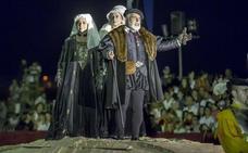 Laredo adjudica el Desembarco de Carlos V a nueve días del inicio de la fiesta