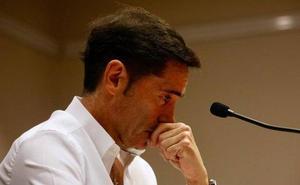 Marcelino: «El detonante de mi destitución fue ganar la Copa»