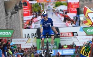 Cavagna gana en Toledo una etapa polémica