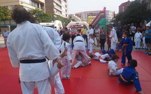 'Torrelavega se divierte' vuelve a llenar de actividades el centro de la ciudad