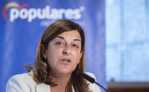 Buruaga acusa a PRC y PSOE de «entregarse a Sánchez y no gobernar»