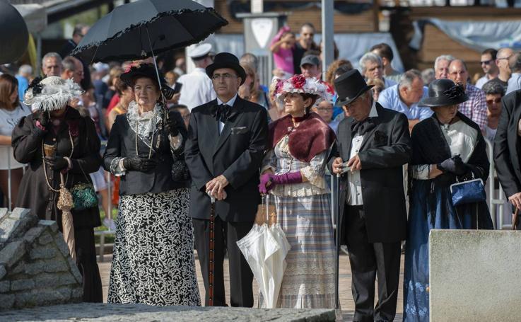 Fiesta de homenaje al Real Astillero de Guarnizo
