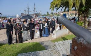 Los astillerenses cumplen una deuda con la historia naval y su Real Astillero