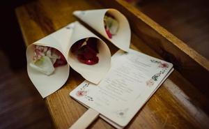 La papelería marca la diferencia en las bodas cántabras