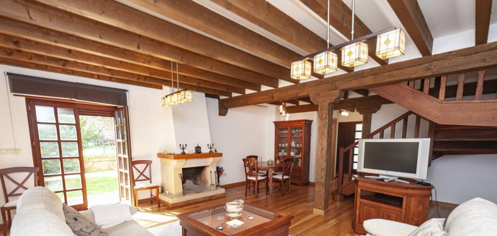 Casas en venta por Cantabria para desconectar en familia