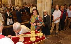 Santo Toribio reúne a cientos de devotos de La Cruz