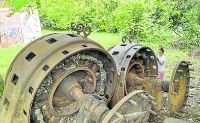 Puente Viesgo acoge el primer campo de recuperación del patrimonio industrial cántabro