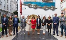 Toma posesión el nuevo equipo directivo del ICASS y de políticas sociales