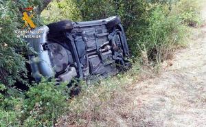 Un joven de Reinosa choca con su vehículo y, por no reconocerlo, inventa que se lo han robado