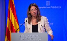 La Generalitat no contempla un nuevo 1-O o un adelanto electoral como respuesta a la sentencia