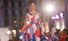 La moda cántabra de Catalina García conquista Málaga
