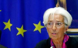 Christine Lagarde consigue el aval de la Eurocámara