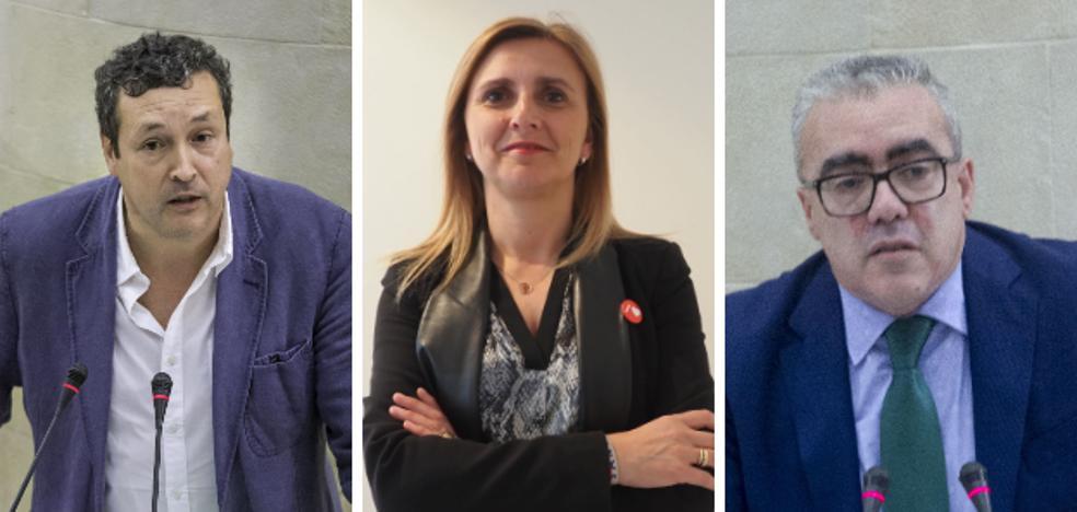 Hernando (PRC), Fernández (PP) y Cobo (PSOE) defenderán la reforma del Estatuto de Cantabria en el Congreso