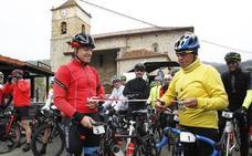 Ruesga dona parte de la recaudación de la prueba Repechos del Asón para ciclistas victimas de accidentes