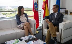 Igual pide a Martín que el Gobierno regule con «urgencia» la situación de las VTC