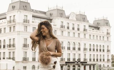 Sandra Garaizar, una 'influencer' de moda enamorada de Cantabria