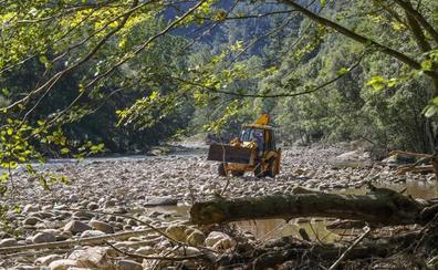 Cantabria arrastra un 16% menos de lluvias en un año salpicado de fenómenos atípicos
