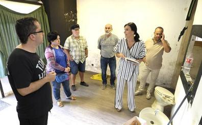 Los vecinos de Vista Alegre contarán con un nuevo local para la asociación