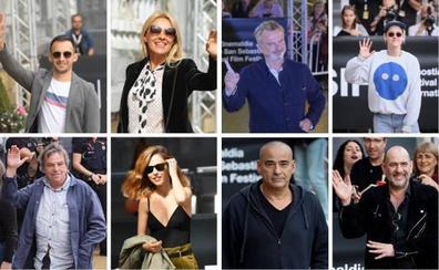 Ya están aquí: llegan al Festival de Cine de San Sebastián las primeras estrellas