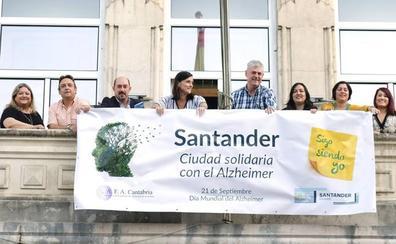 Santander celebra este sábado el Día del Alzheimer con mesas informativas, talleres y la degustación de pinchos solidarios