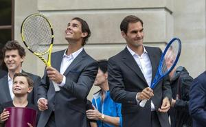 Nadal y Federer vuelven a animar la Laver Cup