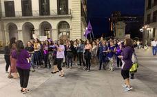 Santander se suma a 'La noche violeta de la emergencia feminista'