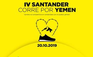 Amnistía Internacional celebrará el 20 de octubre la carrera 'Santander corre por Yemen'