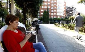 El parque y tres plazas del centro de Torrelavega contarán con servicio wifi gratuito