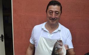 La maestría de la brasa con los pescados