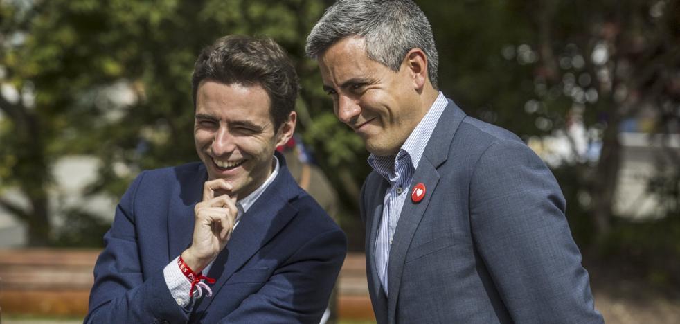 Casares será el candidato del PSOE al Congreso y dejará el Ayuntamiento de Santander