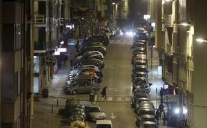 El asfaltado de la calle Guevara en Santander comienza este domingo por la noche